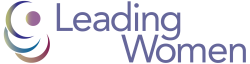 Leading Women logo