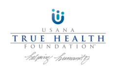 USANA True Health Foundation logo