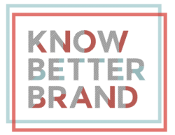 Know Better Brand logo