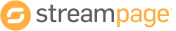 streampage logo
